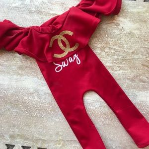 """Other - Custom made """"ChanelSwag"""" outfit"""